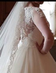 Prachtige prinses jurk
