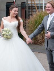 Trouwjurk Affezione Couture Sposa