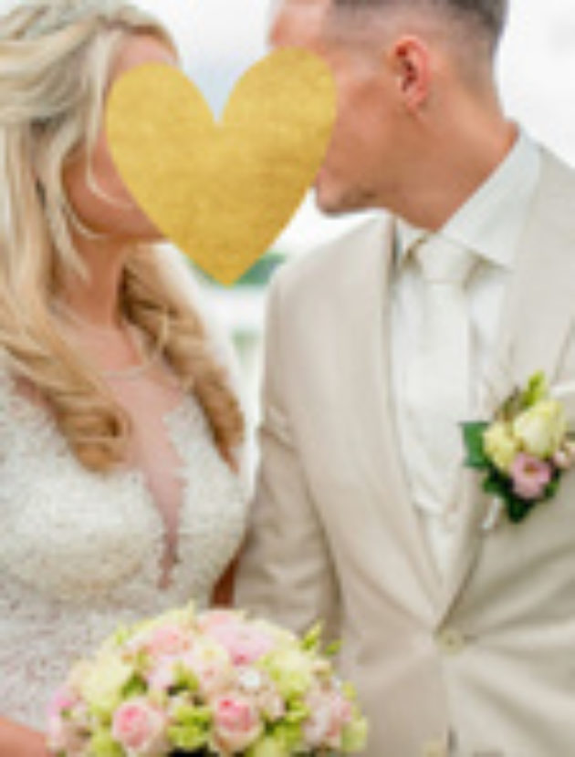 Prachtig trouwjurk Morilee
