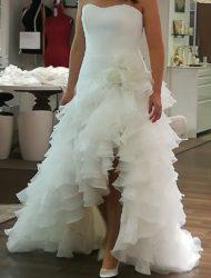 Heerlijke, feestelijke, aparte jurk van Linea Raffaelli