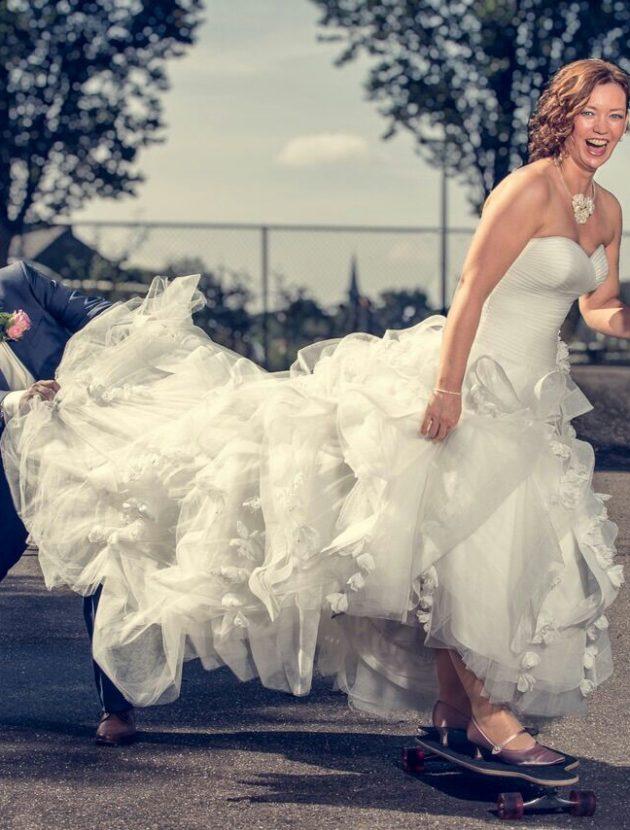 Pronovias ball gown