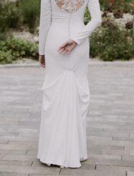 San Patrick by Pronovias dress with Swarovski crystals