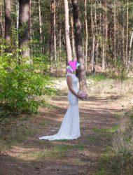 Nicole Spose kanten jurk maat 38