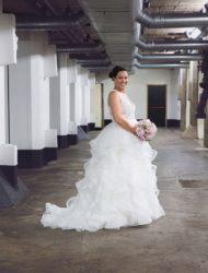 Pronovias bruidsjurk off-white